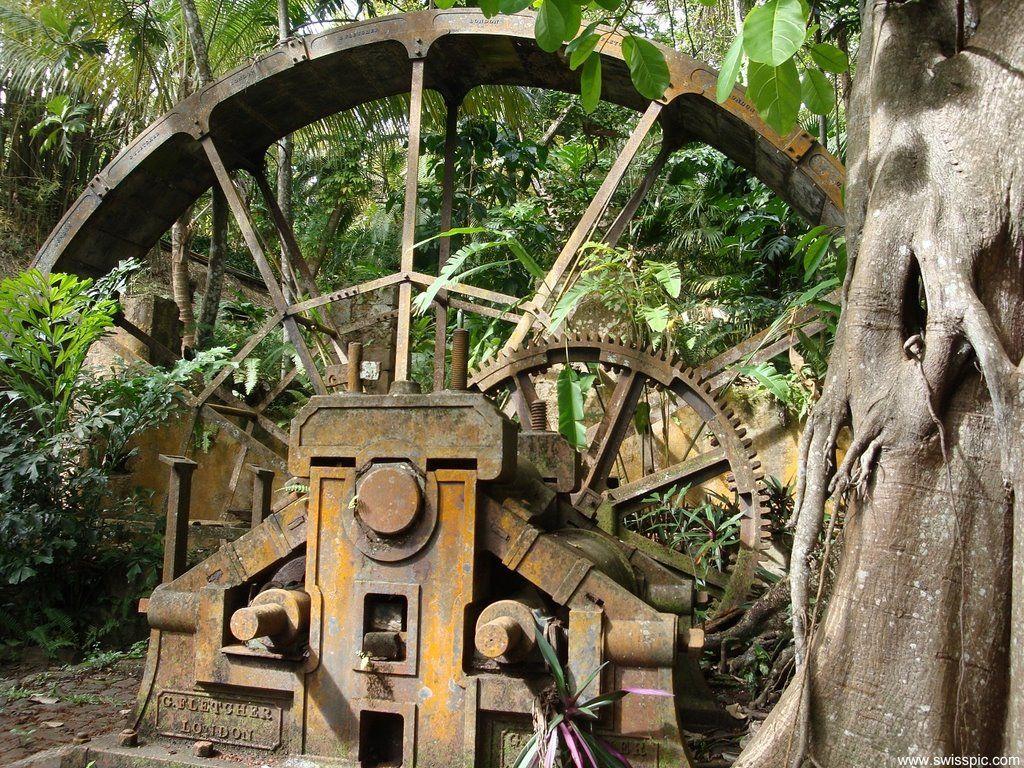 Pin on Caribbean Sugar Plantation