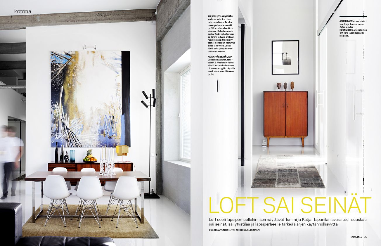 Deko's print magazine 3 13 coming soon