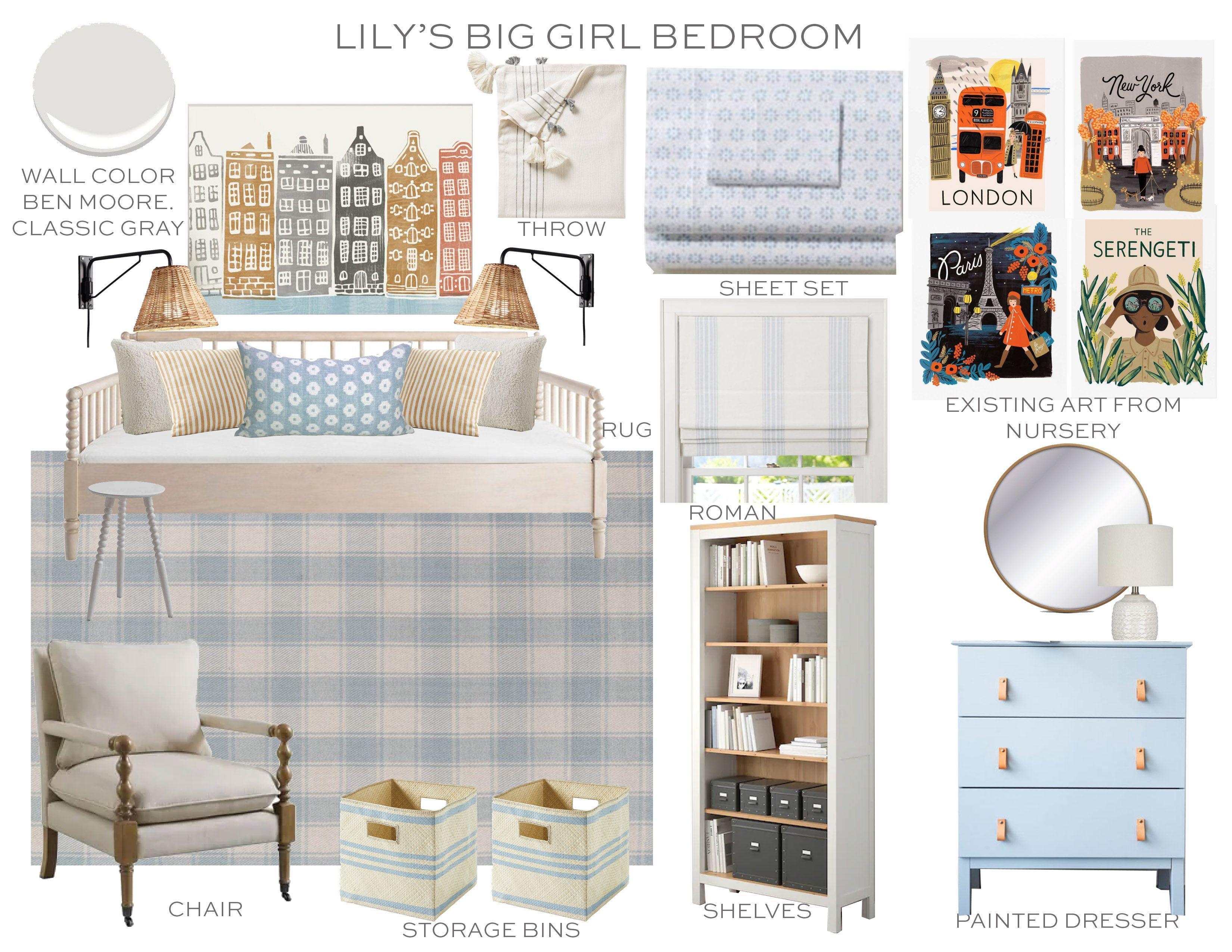 Return Of The Design Battle Big Girl Room Edition En 2020