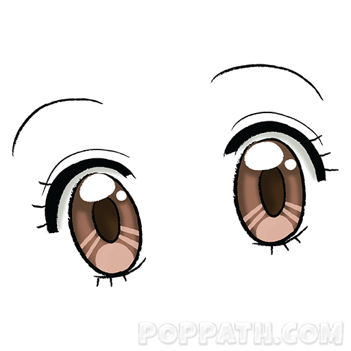 Download Cute Anime Eyes Png Png Gif Base Anime Eyes Anime Eye Drawing Cute Anime Cat