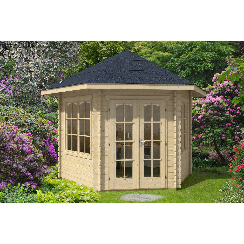 Skan Holz Gartenhaus Madeira 2 B X T 350 Cm X 303 Cm Kaufen Bei Obi Gartenhaus Gartenhaus Mit Schleppdach Holz Pavillon