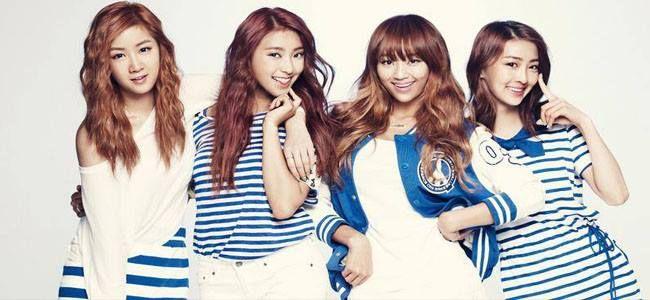 تقرير كامل عن الفرقة الكورية Sistar Stars منتديات شباب اليمن Kpop Girls Sistar Sistar Kpop