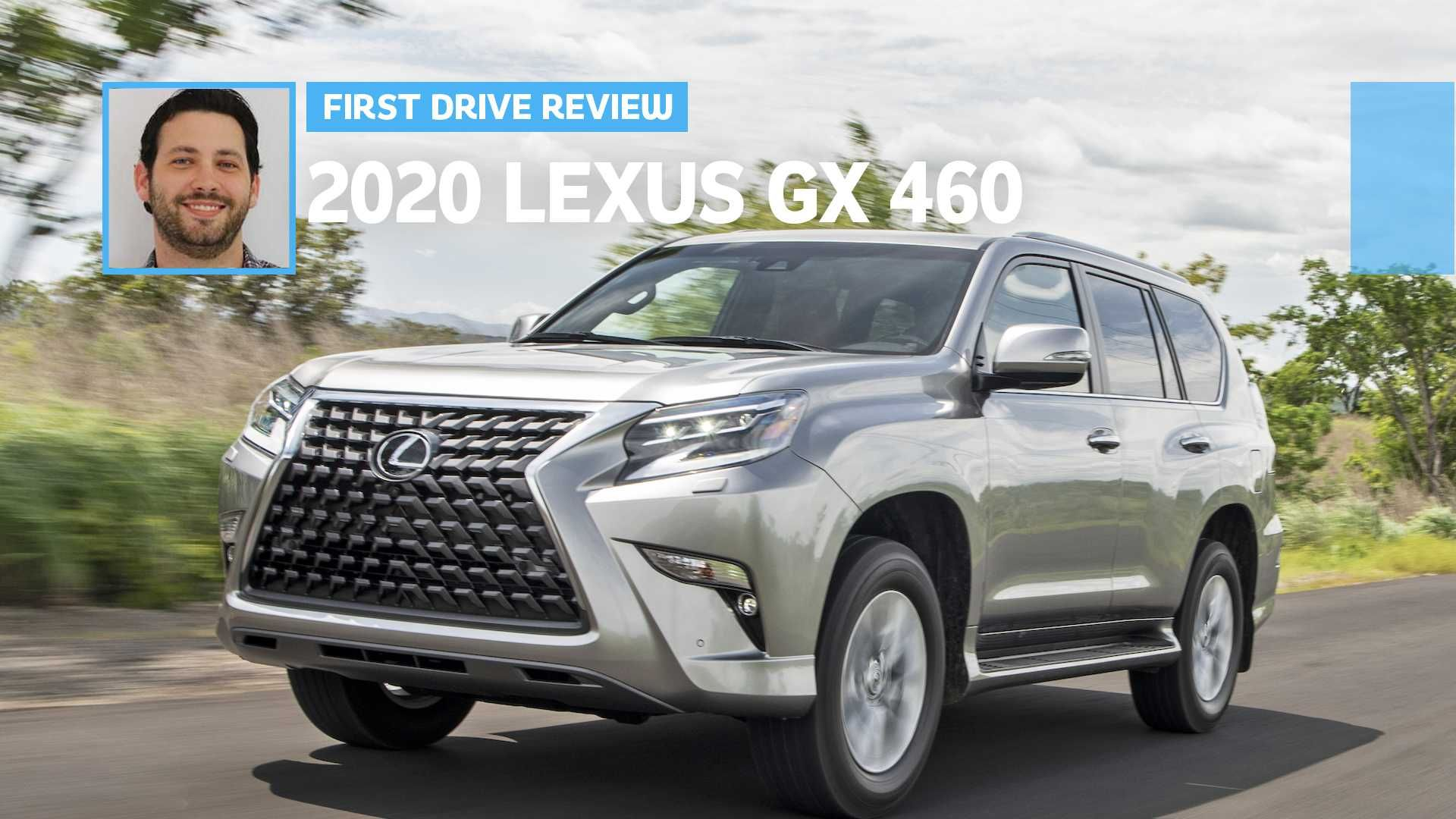 The Best 2020 Lexus Gx Review And Review di 2020
