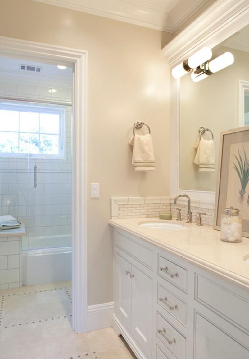 Perfect Warm Neutral Paint Colors For Bathroom 16 Traditional