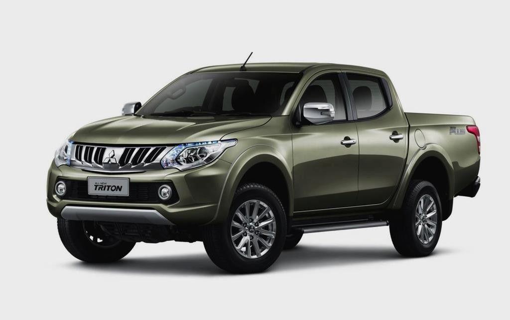 2016 Mitsubishi Triton Review All About Automotive Info