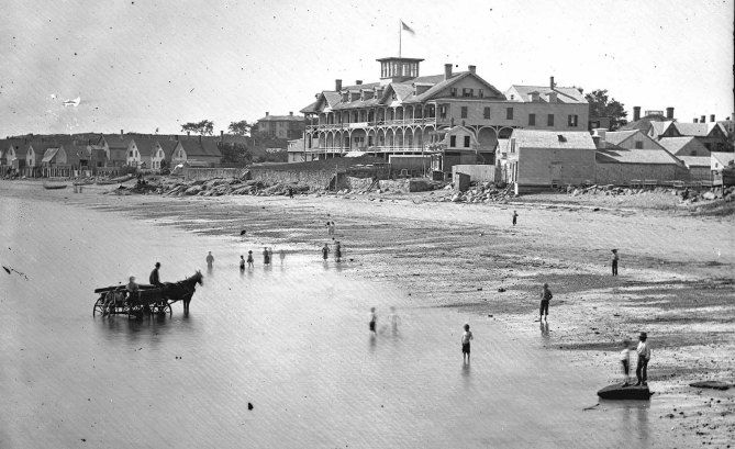 The Grand Hotels Of Gloucester And Cape Ann 1905 Stories From Ipswich