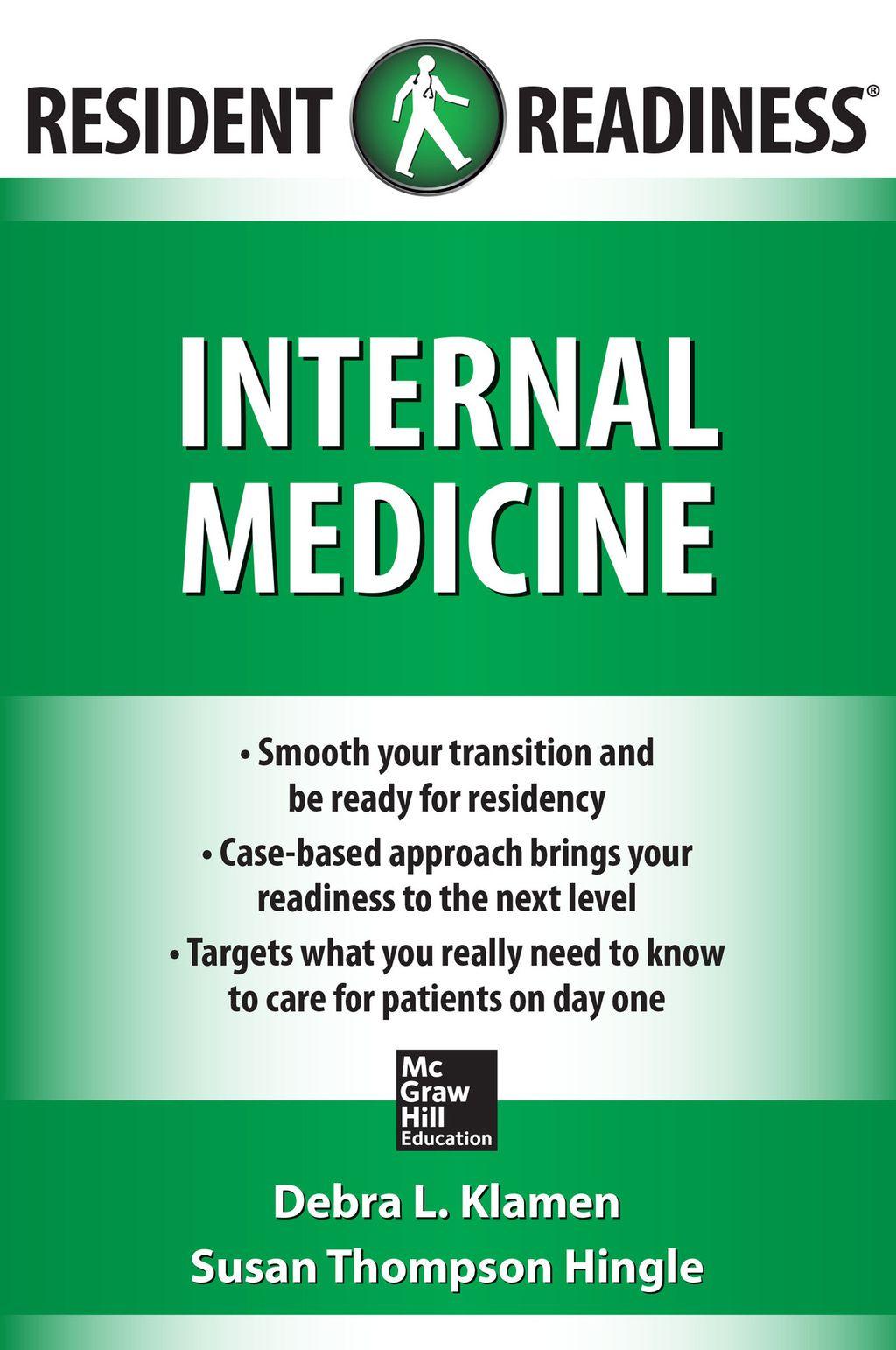Resident Readiness Internal Medicine Ebook Internal Medicine Medicine Medicine Book