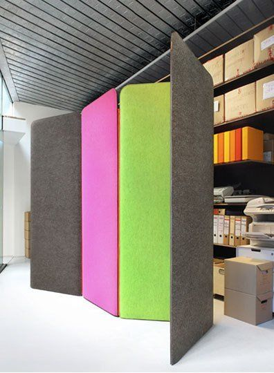Room Dividers from Buzzispace Room Apartment therapy and Office