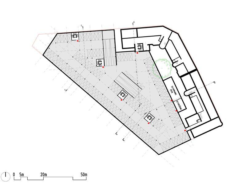 Resultado de imagen de basement car park plan parking for House plan with basement parking