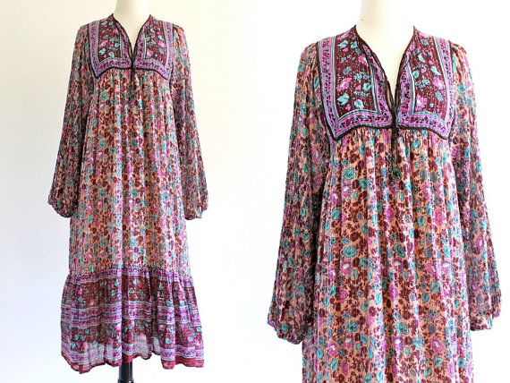 India Cotton Dresses