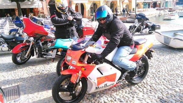 Yamaha TZR 125 SP