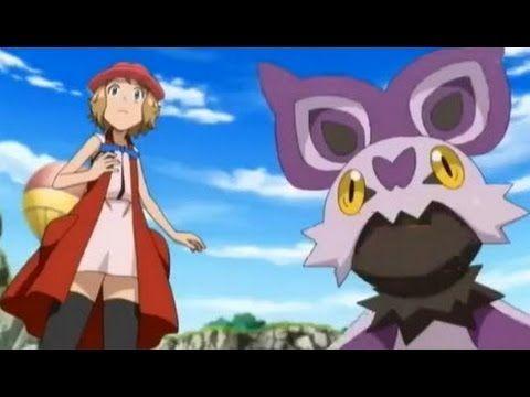 [FULL] Pokemon X and Y Episode 77    The Pokémon Sky Relay Challenge
