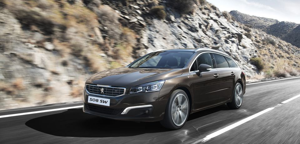Peugeot 508 Sw 2015 Good Poise And Stability Peugeot 508 Http