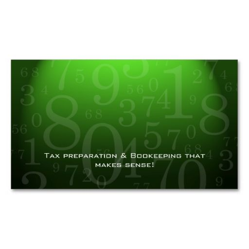 Accounting bookkeeping business card green i love this design it accounting bookkeeping business card green i love this design it is available for accmission Choice Image