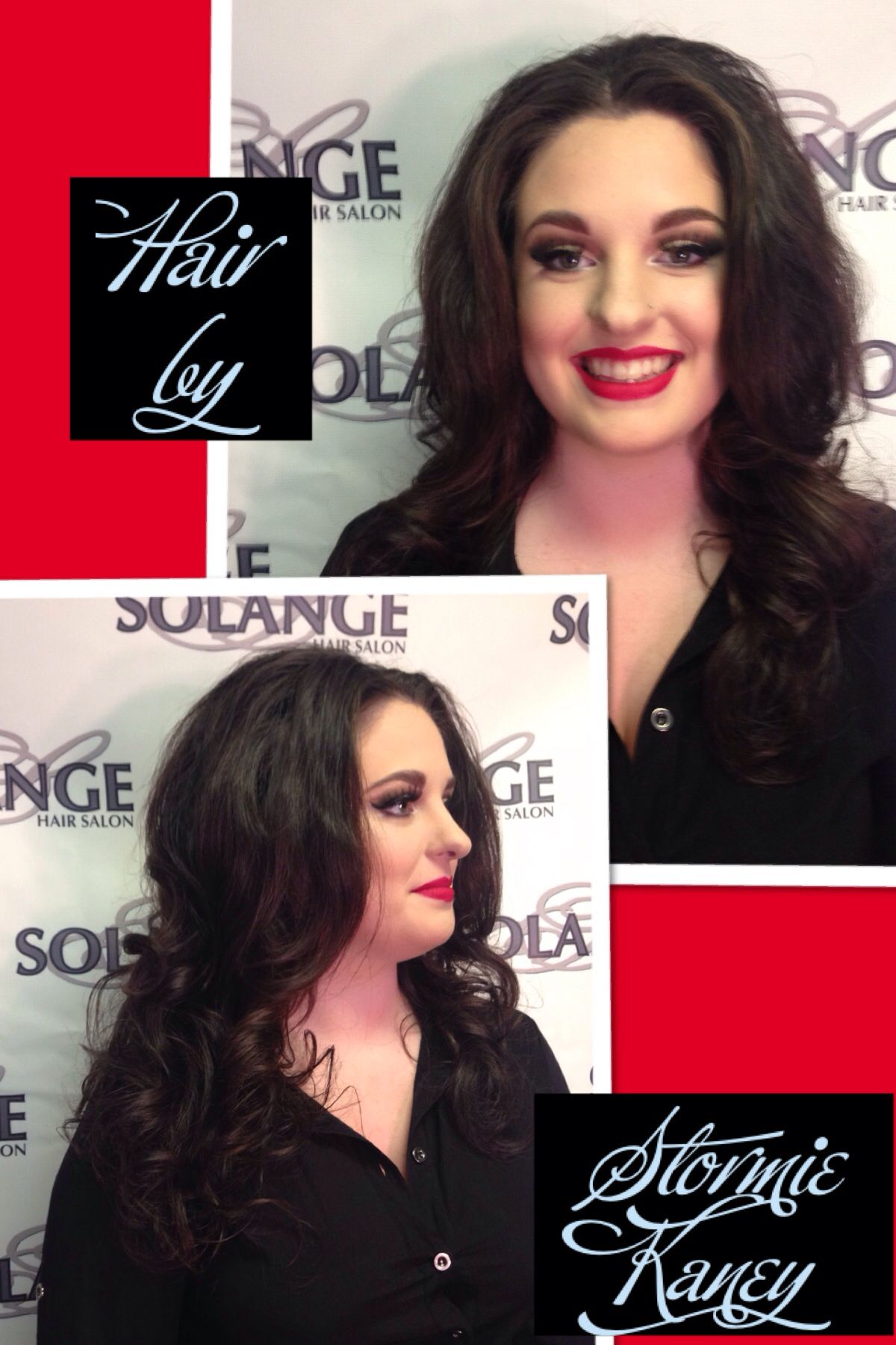 Hair By Stormie Kaney For Solange Salon Fayetteville Ar