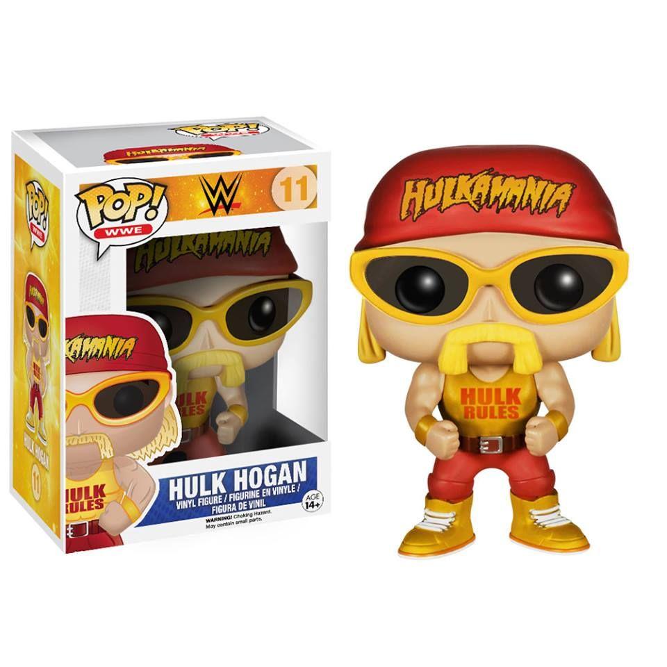 wwe pop vinyl hulk hogan