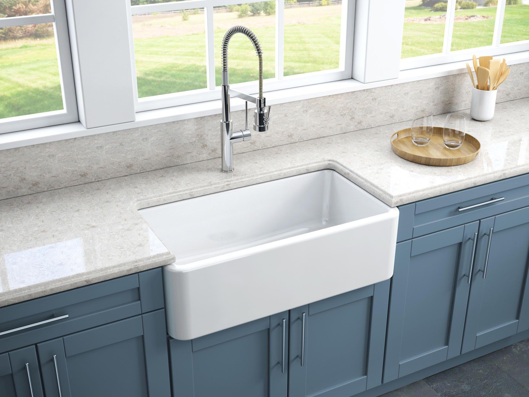 40++ Apron sink cost best