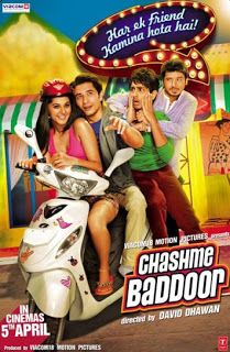 Chashme Buddoor (2013) Full Movies Download Here-->  http://www.infimovies.com/2013/04/chashme-buddoor-2013-full-movie-free.html