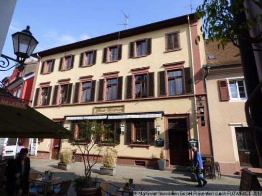 """Denkmalgeschütztes Mehrfamilienhaus mit """"freier Gaststätte"""