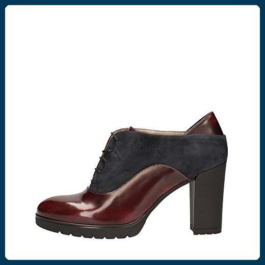 L5145 Schnürhalbschuhe Shoes Bordeaux Für Lace 39 Up Mann Melluso CoQxBtshrd