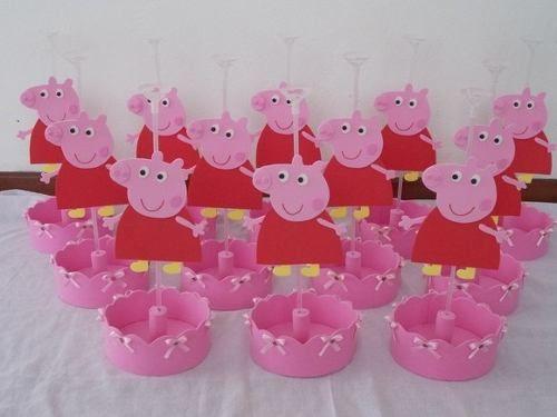 ce52919bd souvenirs de peppa pig - Buscar con Google | sunshane | Pig birthday ...
