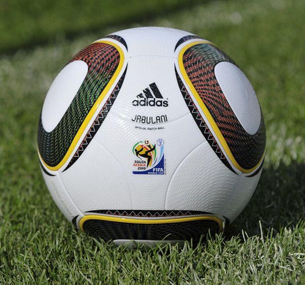 Adidas World Cup 2010 Jabulani Ball At Werd Com Soccer Ball Soccer World Football