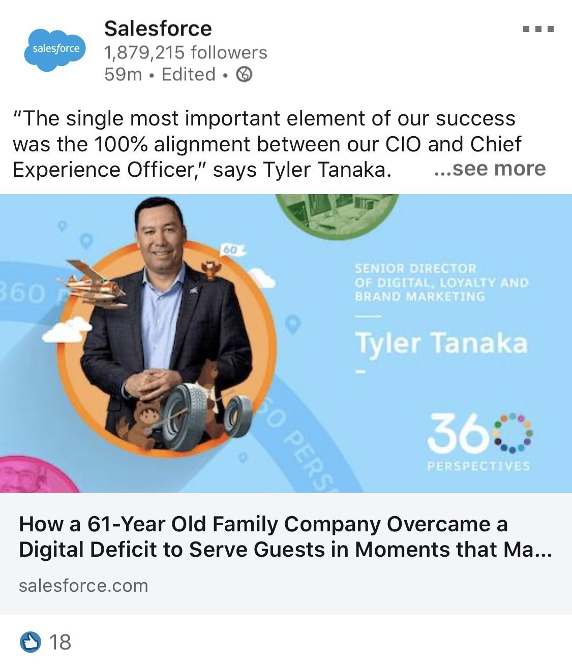 Creative Employee Spotlight Post Examples on LinkedIn in