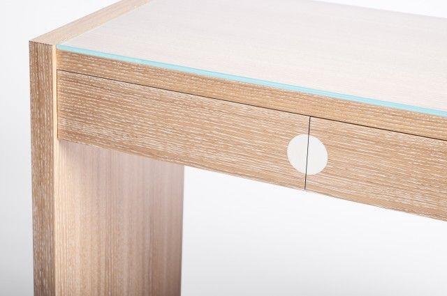 Ludovic avenel ébéniste créateur ludovic avenel bureau chêne cérusé ebeniste créateur design sur mesure 4