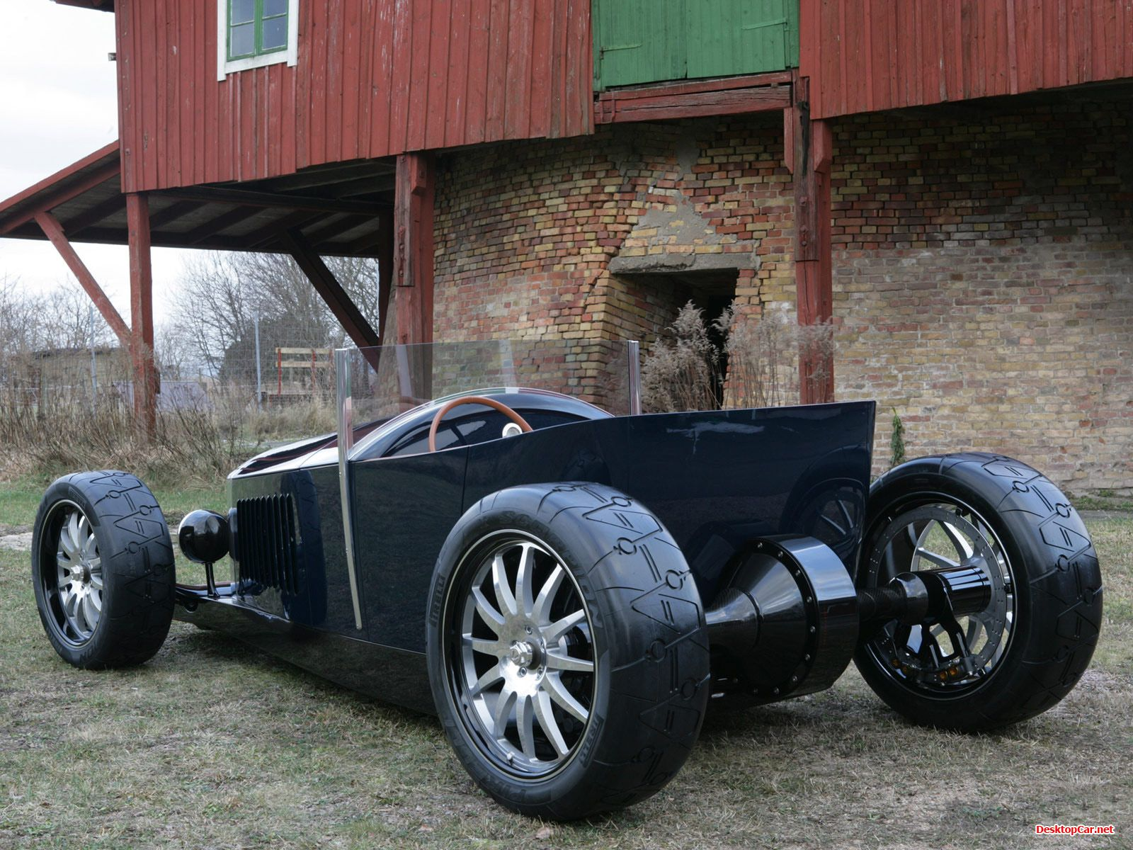 Volvo T6 Roadster Style American Hot Rod