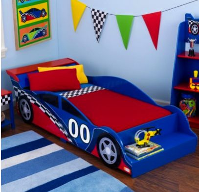 race car bed kids pinterest kinderzimmer. Black Bedroom Furniture Sets. Home Design Ideas