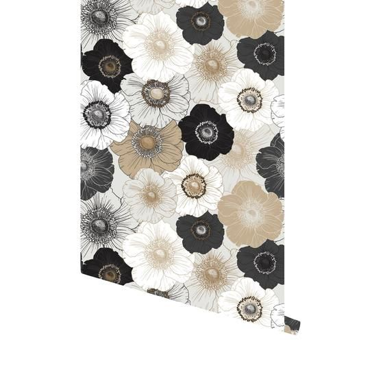 Products Carter Main Peel And Stick Wallpaper Anemone Removable Wallpaper