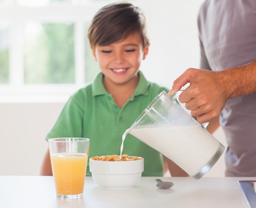 ¿Sabías que un desayuno equilibrado contribuye a un reparto más armónico de las calorías a lo largo del día y proporciona nutrientes especialmente importantes en el periodo escolar, época de gran crecimiento y desarrollo?