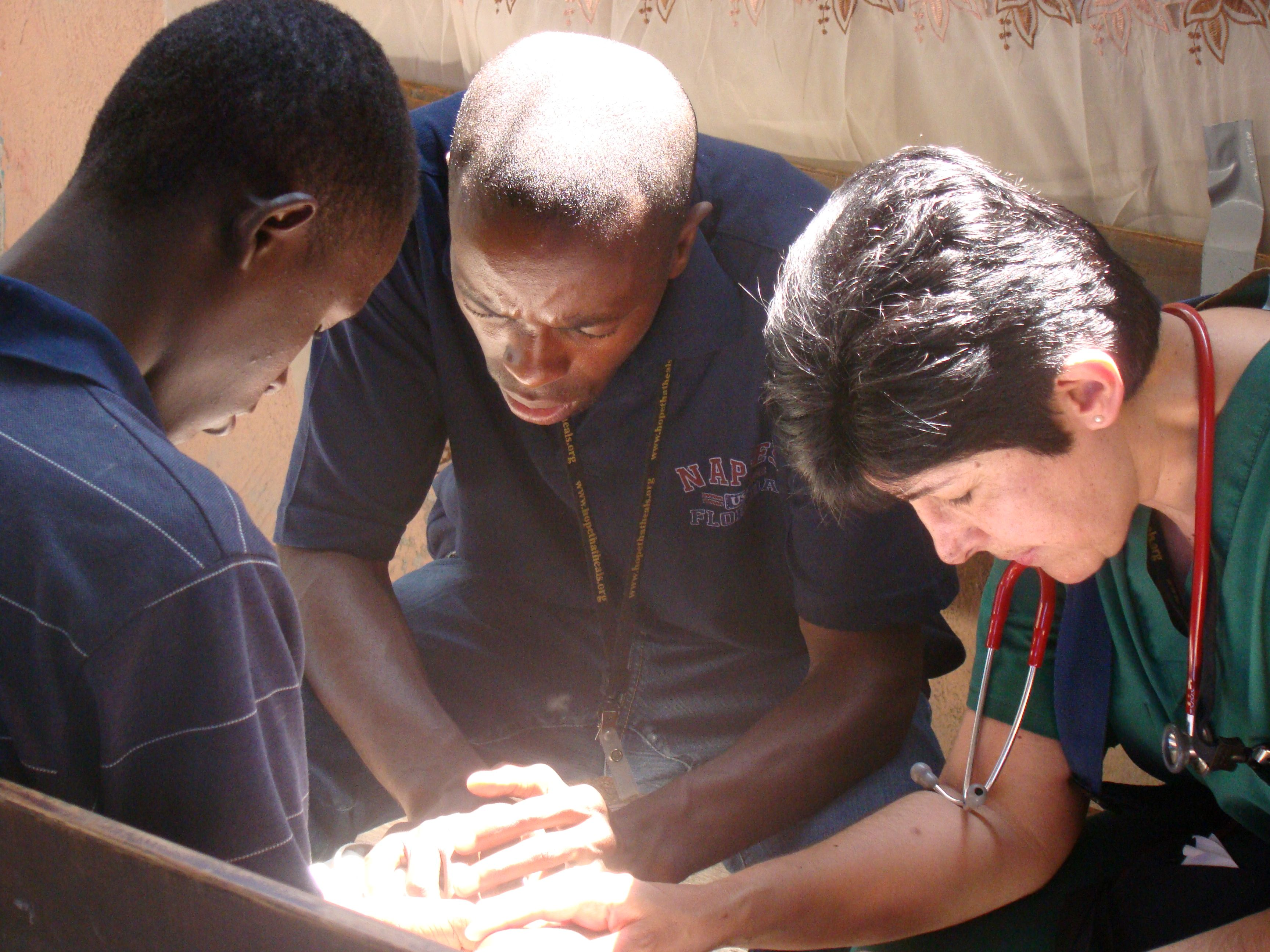 HealthCare Ministries - the international medical outreach of Assemblies of God World Missions - sending short-term medical missions teams all over the world.