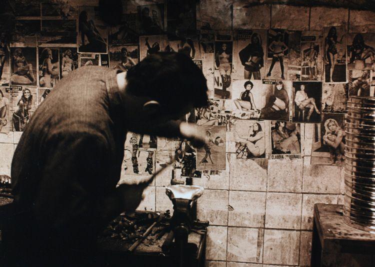 José Luis Berzal Pérez 1972 Trabajando en buena compañía. (Tetuán)