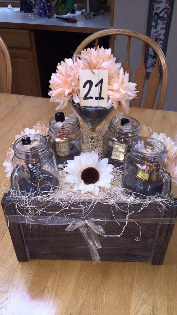 Cute 21st Birthday Present Idea More 21 Presents