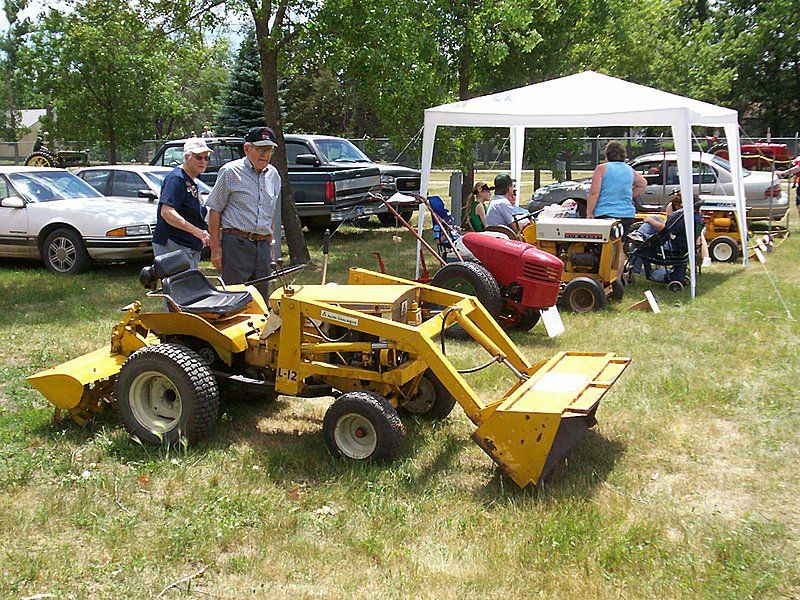Allis Chalmers B   12 With L   12 Loader   Allis / Simplicity   Gallery