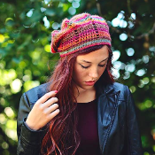 Everyday Slouch Hat - via @Craftsy