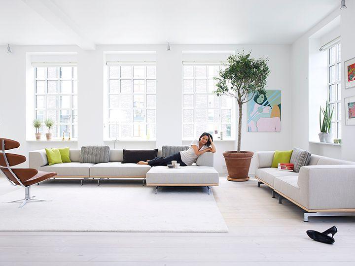 erik jorgensen delphi sofa - Contemporary yet classic