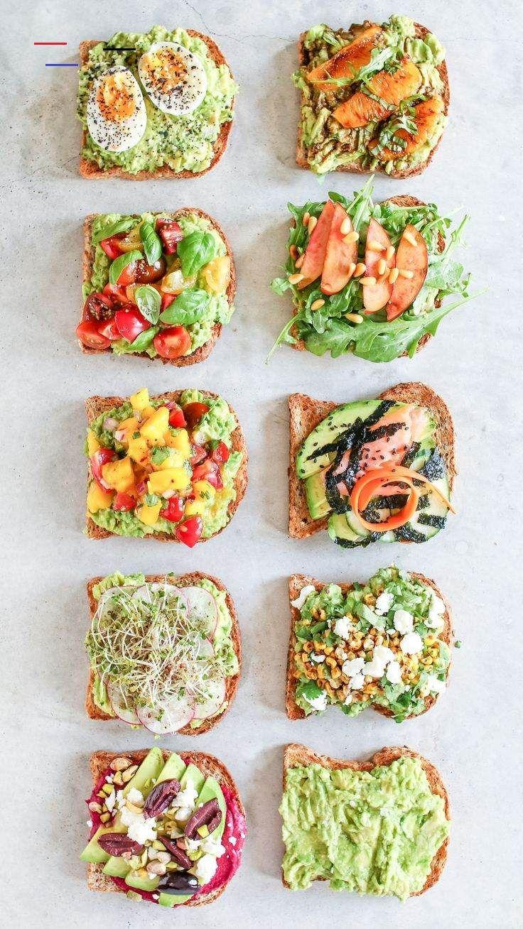 Avocado Toast Healthnut Nutrition Fancy Breakfast Lunch How To Make Avocado Toast 10 Ways Heal Healthy Snacks Recipes Nutrition Recipes Good Healthy Recipes