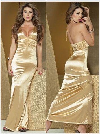 http://www.showfashiongirl.com/long-v-neck-gown-wl6615glod-p-4951.html Long V Neck Gown WL6615glod