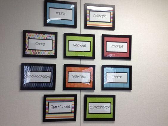 Office Decoration Ideas School Administration