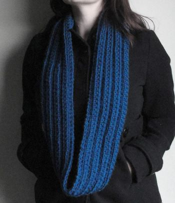 Knitting Pattern Infinity Scarf Straight Needles : Great Cowl - Straight Needles Pattern. Knit. Pinterest Patterns, Knit c...