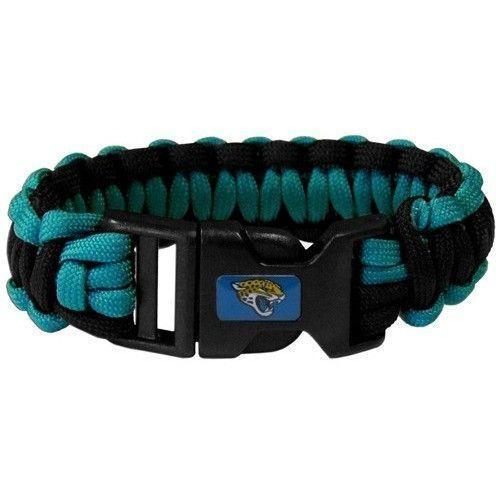 Jacksonville Jaguars Nfl Survivor Bracelet