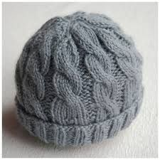 Image Result For Simple 12 Ply Hat Knitting Patterns Free Cable Knit Hat Pattern Baby Hats Knitting Baby Hat Knitting Pattern