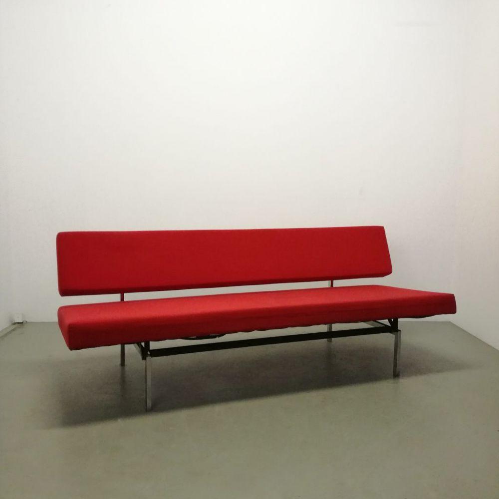 Design Slaapbank Gijs Van Der Sluis 540.4 X Model 540 Sofa By Gijs Van Der Sluis For Van Der Sluis Stalen