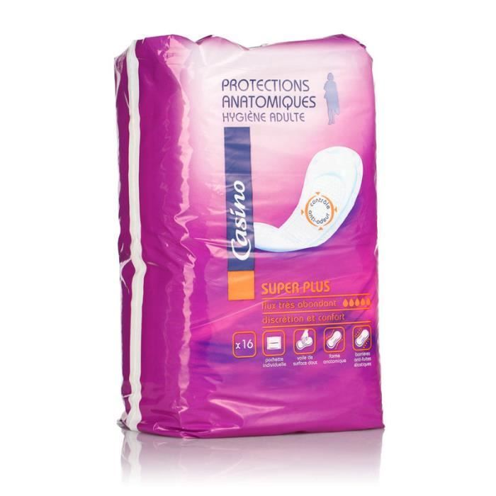 Incontinence Confort Urinaire Serviette Hygienique Gel