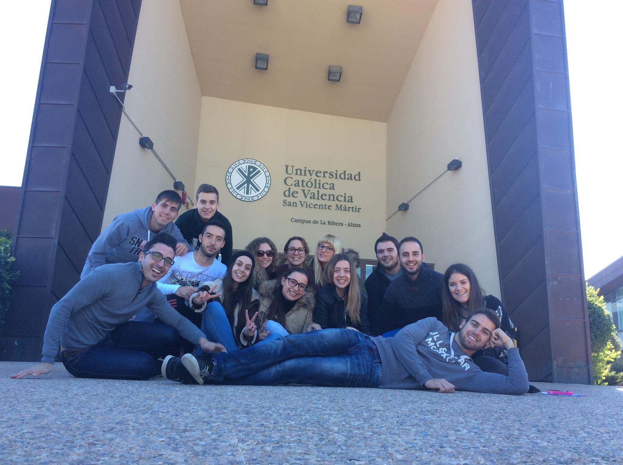 Universidad Católica De Valencia San Vicente Mártir Universidad Catolica De Valencia Universidad Catolica Catolico