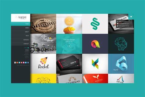 website portfolio designs Ecosia Graphic design
