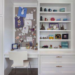 Built In Desk Design Ideas Pictures Remodel And Decor Kids Room Desk Built In Desk Small Kids Bedroom