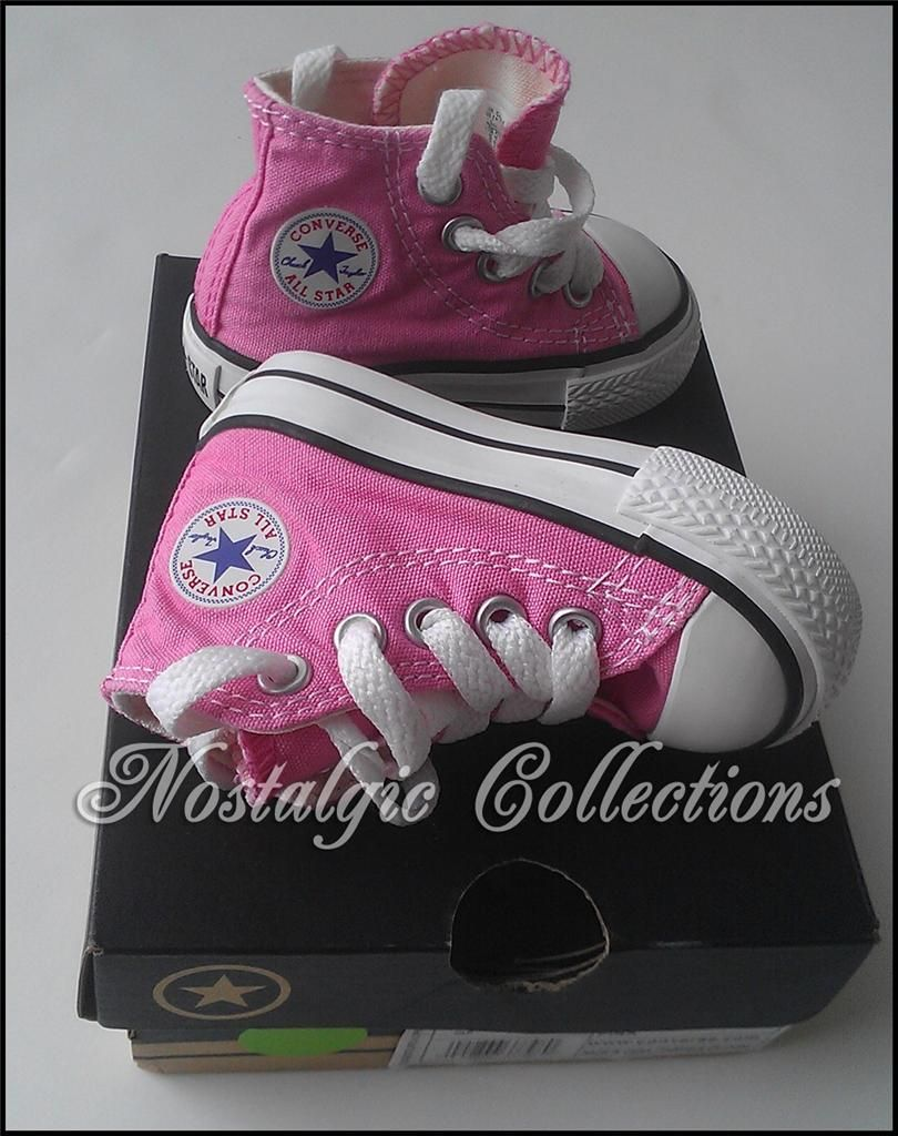 ADORABLE Converse All Star Chuck Taylor Shoes for Baby Girls! Trendy!  Stylish! 477fc170b